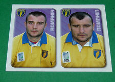 N°249 ROUMANIE ROMANIA MERLIN IRB RUGBY WORLD CUP 1999 PANINI COUPE MONDE