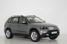 Kyosho BMW X5 4.8i E70 Space Grey 80430413415 1:18 Dealer Edition