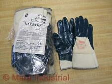 Ansell 27-607 Hycron Nitrile Coated Gloves Size 8 (Pack of 36)