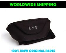 BMW all Models Glasses case with mounting straps for the sun visor Genuine NEW