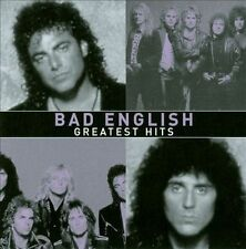 Greatest Hits * by Bad English (CD, Dec-2005, Sony)