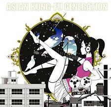 New ASIAN KUNG-FU GENERATION Sol-fa Limited Edition CD Japan F/S KSCL-2774