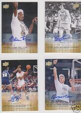 2014-15 UPPER DECK NCAA MARCH MADNESS STACEY AUGMON AUTOGRAPH ST-2