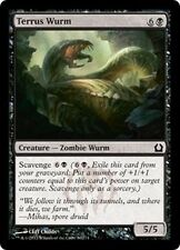 MTG Magic RTR FOIL - Terrus Wurm/Guivre du terrus, English/VO