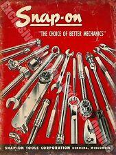 Garage Vintage,22 Outils De Mécanique Atelier publicité,Moyen Métal/étain signe