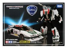 Transformers Masterpiece MP-20 Cybertron Mechanical Engineer Wheeljack + Coins