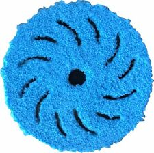 Rupes 6 Inch Blue Coarse Microfiber Polishing Pad 9BF170XH