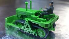 * Wiking 8443929 Hanomag Caterpillar Tractor + Figure K55 1:87 HO Scale