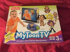 Fisher Price My Toon TV New In Box
