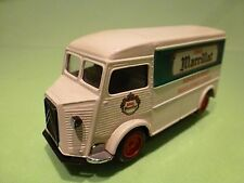 MATCHBOX YTF4  CITROEN H VAN -  BRIE MARCILLAT - BR. WHITE 1:43?- GOOD CONDITION