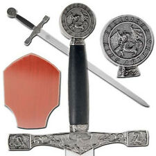 Famous European Celtic Mideval King Arthur Excalibur Sword-  BEAUTIFULLY CRAFTED