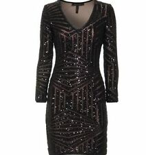 BCBG Maxazria Black Dress