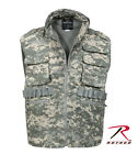 US Military Army Marines USMC ACU Digital Camo Tactical Tac Ranger Vest w/ Hood