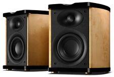 SWANS/HiVi SPEAKERS M-100 Amplified Multi-media Speakers /pr.