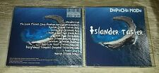 Depeche Mode - Islander Taster (Mixed) CD RARE FAN EDITION with 11 Remixes