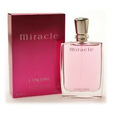 MIRACLE by Lancome 3.3 / 3.4 oz edp Perfume Spray for Women * New In Box