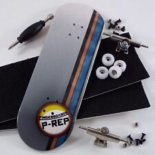 P-REP - 32mm Graphic Complete Wooden Fingerboard - GT