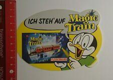 Aufkleber/Sticker: Fleischmann ich steh auf Magic Train (04081678)
