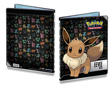 Ultra Pro 9 Pocket Pokemon Binder Portfolio. EEVEE Style Holds 90-180 cards