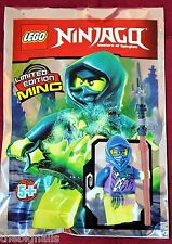 LEGO NINJAGO Limited Edition Mini Figure Ghost MING new sealed pack