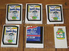 2014 Wacky Packages OS5 Old School Series 5 Master Set (159) wacky packs os 5