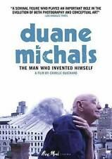 Duane Michals: The Man Who Invented Hims DVD