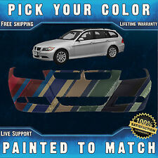 NEW Painted to Match - Front Bumper Cover Replacement For 2006-2008 BMW 3 Series