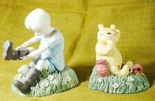 Nursery Book Ends: Classic Winnie the Pooh & Christopher Robins Charpente DISNEY