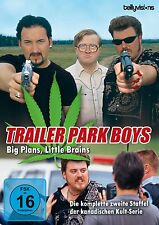 Trailer Park Boys - Series 2 (2002) * John Paul Tremblay * Region 2 (UK) DVD New