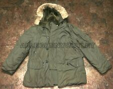 US Military USAF Cold Weather ECW N-3B N3B SNORKEL PARKA JACKET COAT SMALL UGC