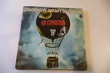 ZBIGNIEW NAMYSLOWSKI AIR CONDITION LP FOLLOW YOUR KITE.MUZA SX 2303 POLAND PRESS