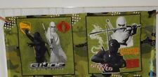 "17""  G I Joe Craft Panel w 2 pictures The Rise of Cobra Storm Shadow Snake Eyes"