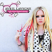 Avril Lavigne The Best Damn Thing (CD, 2007 RCA)