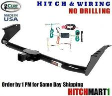 CLASS 3 TRAILER HITCH & WIRING FOR 2015-2017 TOYOTA SIENNA except SE,   13105