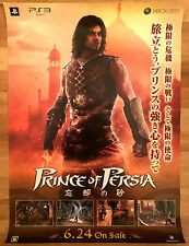 Prince of Persia RARE PS3 XBOX 360 51.5 cm x 73 Japanese Promo Poster