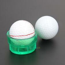 Golf Ball Line Clip Liner Marker Template Draw Alignment Marks Putting Tool