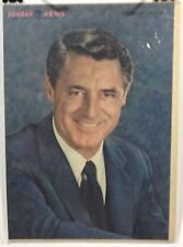 CARY GRANT Insert Cover from New York's Picture Newspaper -MARCH 6, 1955