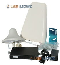 KIT ANTENNA AMPLIFICATORE RIPETITORE SEGNALE UMTS GSM 3G TIM WIND VODAFONE TRE