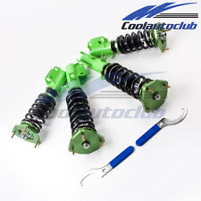 Complete Set of Coilover For Toyota Corolla 88-99 E90 E100 E110 AE111 Adjustable