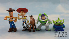 Nouveau 5 pcs TOY STORY 3 Buzz Lightyear WOODY Figures SET
