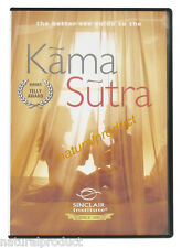KamaSutra DVD , The Better Sex Guide ,el  Kama sutra, Sexo  sexual health