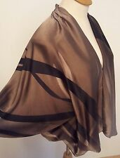 Elie Tahari Nordstrom Tunic Holiday Top Silk Size M/L EUC