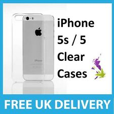 Crystal Clear Case Cover for iPhone 5 - WHOLESALE 10x