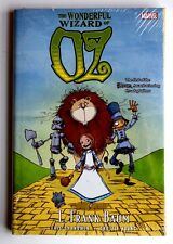 Wonderful Wizard of Oz Marvel Shrinkwrapped Hardcover Graphic Novel Comic Book