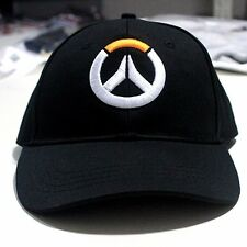 Game OW Overwatch Embroidered Baseball Cap Casual Sun Hat Cosplay Costume Props