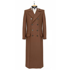 Abbyshot Doctor Dr. Who 10th Doctor's Coat size Large Brand New with tags