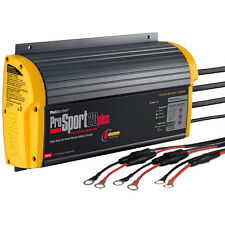 ProMariner ProSport Plus 20 Amp 3 Bank Heavy Duty On-Board 12V Battery Charger