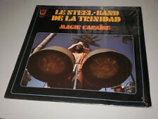 LE STEEL BAND DE LA TRINIDAD - MAGIE CARAIBE - ARION RECORDS - LP 1973 - CALYPSO