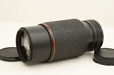 Canon New FD NFD 80-200mm f/4 L [Very good] from Japan (03-G32)