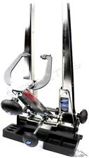 Park Tool TS-2.2 Chrome Pro Bike Wheel Truing Stand + Tilting Base Combo / Set
